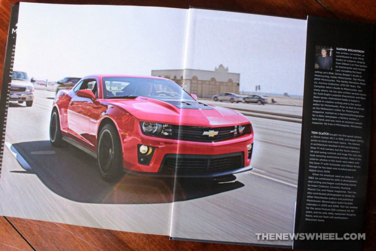 American Muscle Cars Book review Motorbooks review Chevrolet