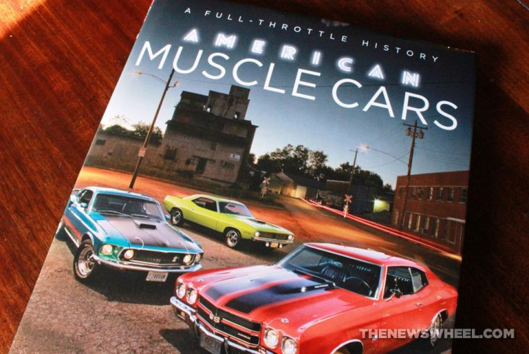 American Muscle Cars Book review Motorbooks review cover