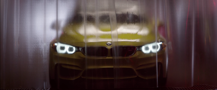 BMW M4 Trailer