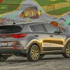 The new Kia Sportage offers plenty of tech features for an affordable price
