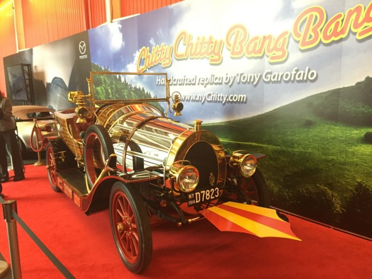 Chitty Chitty Bang Bang NYIAS