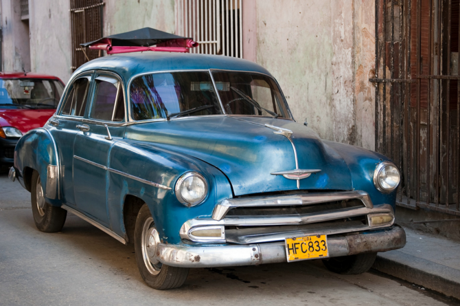 Photos Obama S Cuban Visit Reintroduces Cuba S Classic Cars To