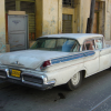 Cuban Classic Car Rear Wings
