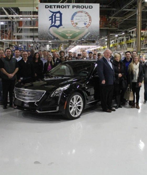 Man Who Bid $200,000 For The First Cadillac CT6 Finally