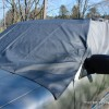 Gethercovered windshield cover SUV cloth shade review