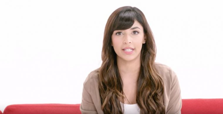 Hannah Simone recounts learning to parallel park in a Toyota Corolla