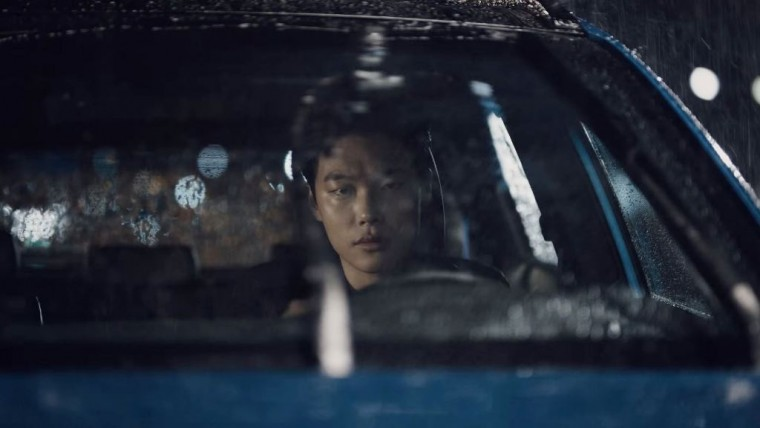 Hyundai Tucson Korean commercial Ryu Jun-yeol driving