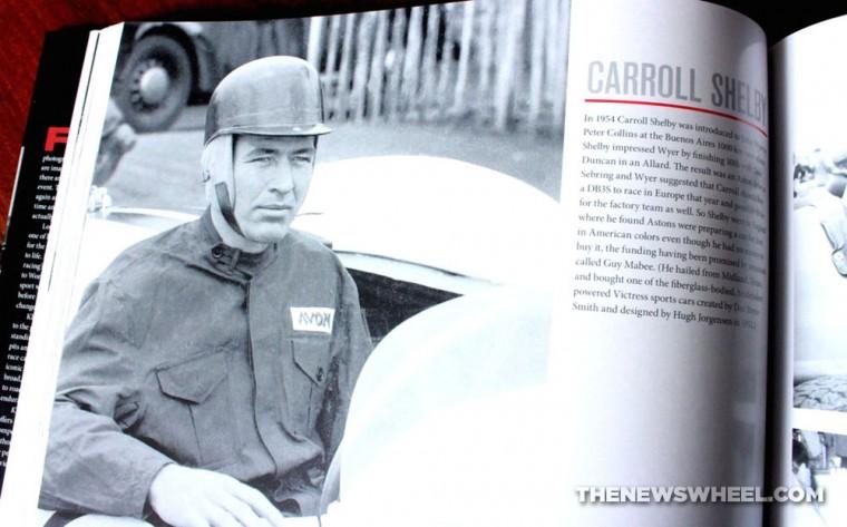 Klemantaski Master Motorsports Photographer book review Motorbooks Shelby