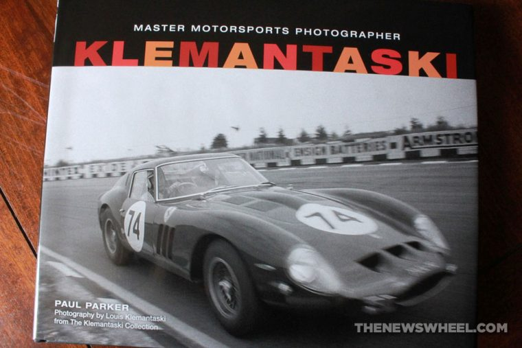 Klemantaski Master Motorsports Photographer book review Motorbooks cover