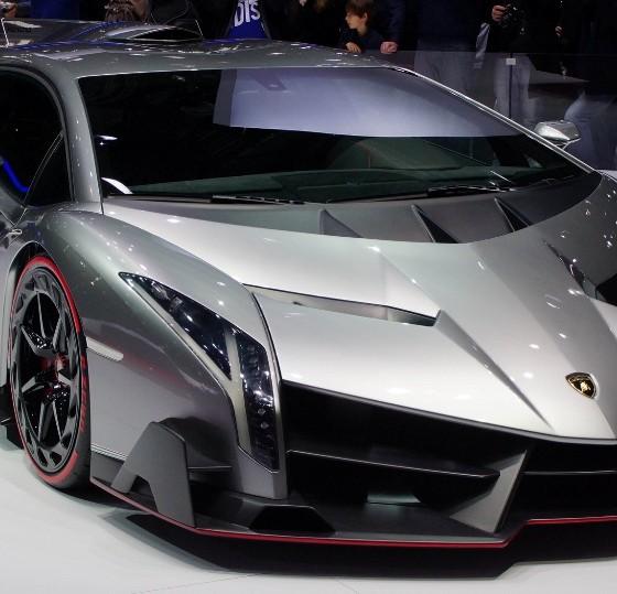 Incredibly Rare Lamborghini Veneno Up For Sale - The News Wheel