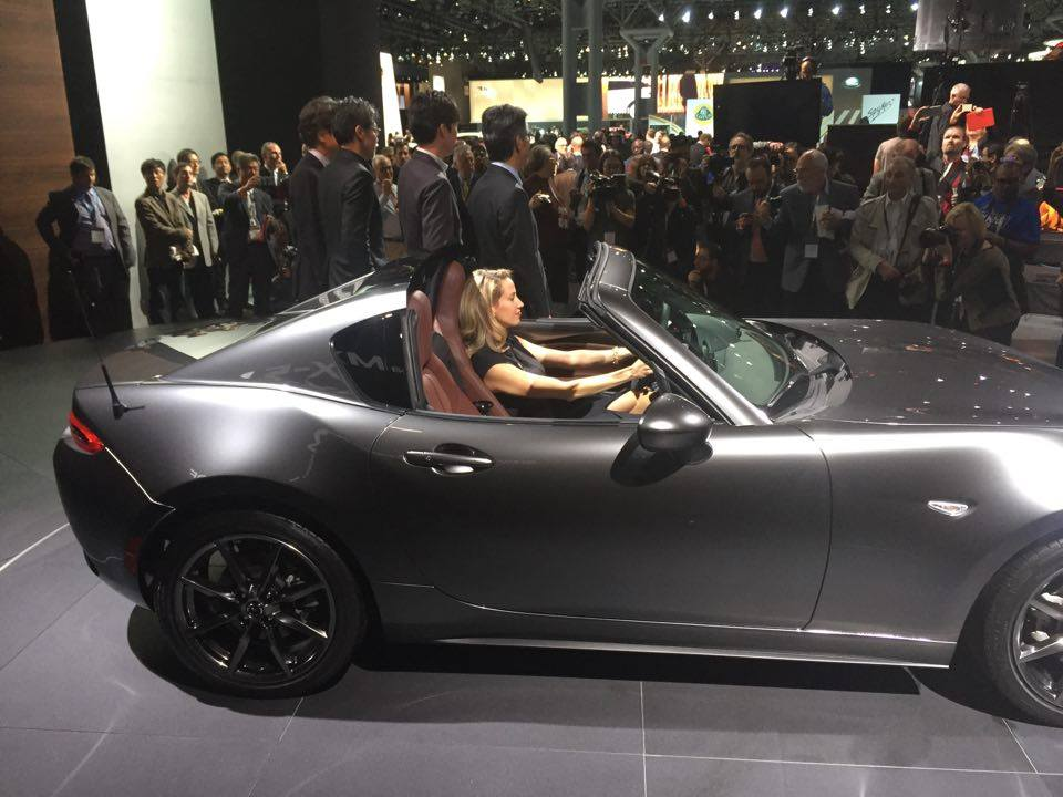 behold the mazda mx 5 miata rf launch edition the news. Black Bedroom Furniture Sets. Home Design Ideas