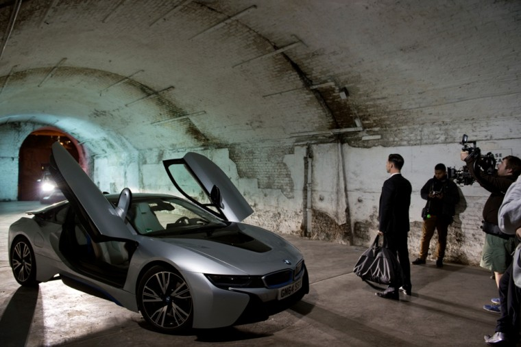 BMW i8 The Late Shift