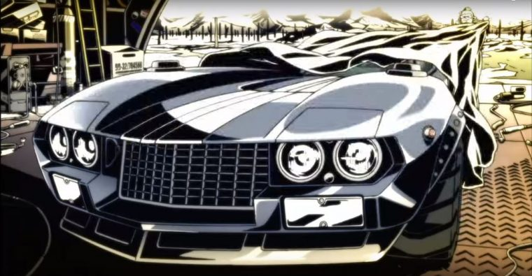 Redline Anime 2009 racing movie review car