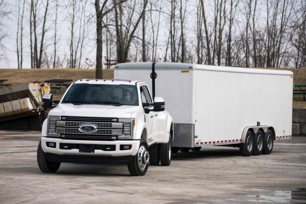 Innovative Ford To Debut New Trailer Reverse Guidance Technology On