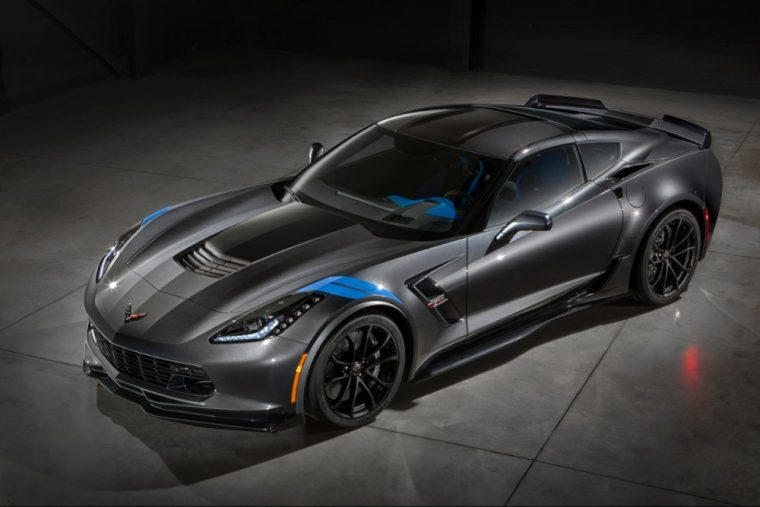 The 2017 Chevrolet Corvette Grand Sport made its official debut today at the Geneva Auto Show