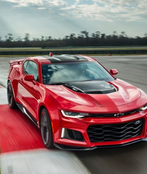 [Photos] 2017 Chevy Camaro ZL1 Could Be the Fastest Camaro ...