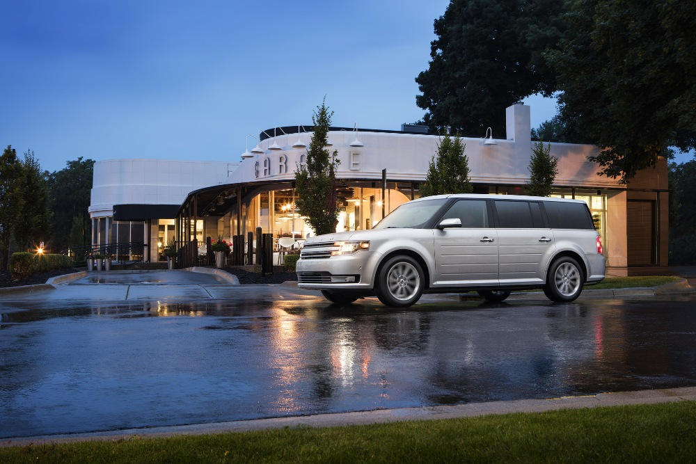 The new 2020 Ford Flex | The News Wheel