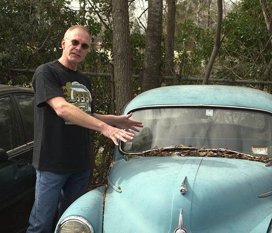 Tom Cotter Starts Youtube Series Barn Find Hunter The