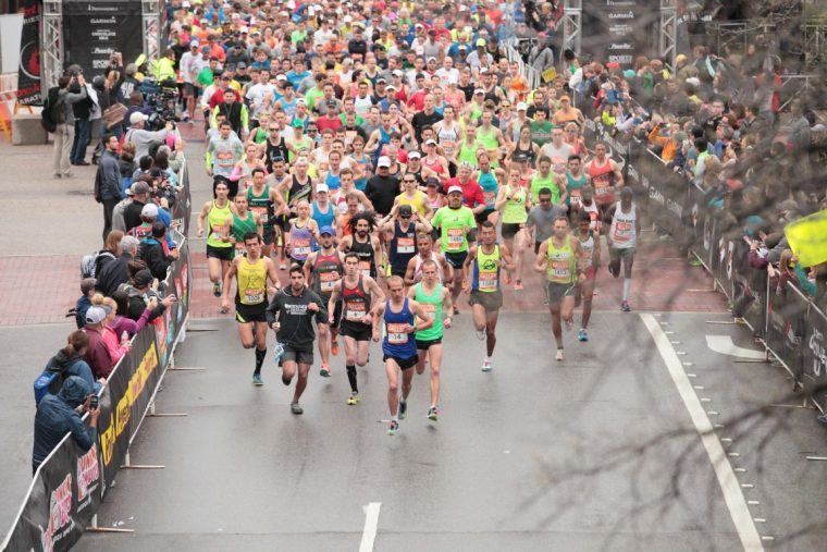 Toyota Rock 'n' Roll Marathon sponsorship