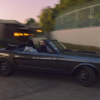 Los Angeles actor Zac Efron showcased his '65 Mustang via Instagram