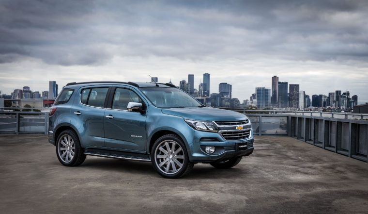 Chevy Trailblazer Premier