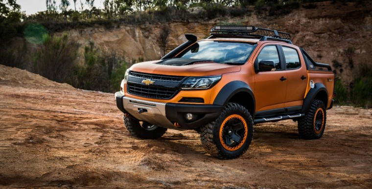 Chevy Reveals Two New Concept Vehicles In Thailand The
