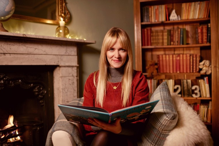 Edith Bowman reads for Vauxhall's Backseat Bedtime series