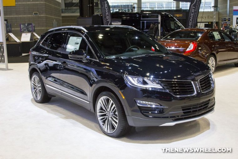 2016 lincoln mkc overview the news wheel. Black Bedroom Furniture Sets. Home Design Ideas