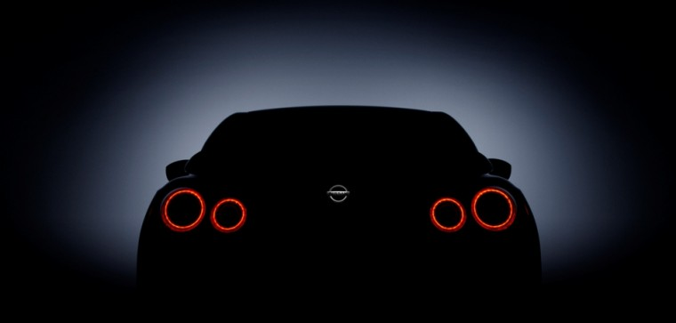 Nissan GT-R Preview