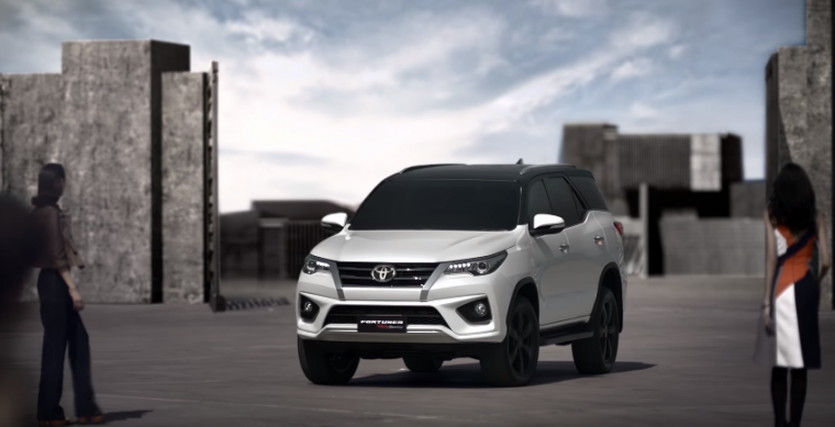 Toyota Fortuner Trd Sportivo Coming To Thailand The News