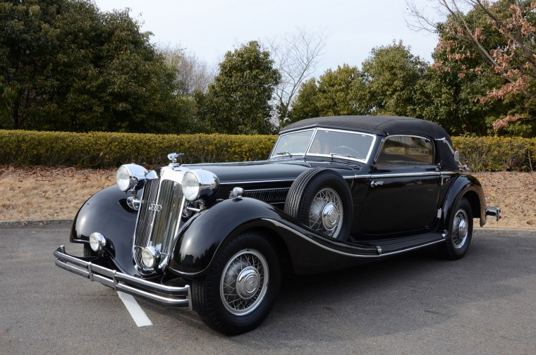 1920 Packard Twin 6 2016 Classic Car Festival