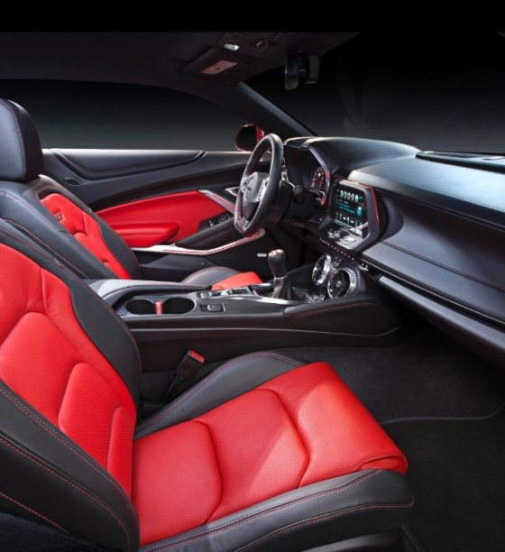 2016 Camaro Ss Honored As One Of Wards 10 Best Interiors The News Wheel