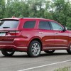 The 2016 Dodge Durango is a three-row SUV that comes standard with an impressive V6 engine and its starting MSRP is $30,495