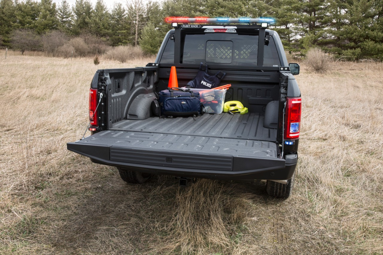 Ford F 150 Special Service Vehicle Package Added As No Cost Option For ...