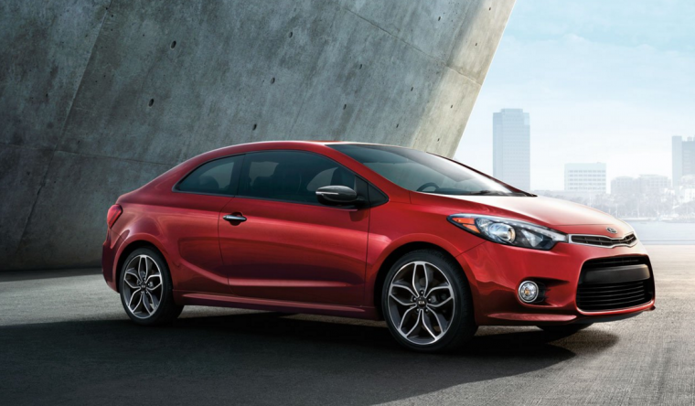 2016 kia forte koup overview the news wheel. Black Bedroom Furniture Sets. Home Design Ideas
