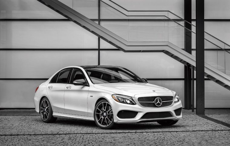 The Mercedes-Benz company recently set an all-time sales record for the month of March and its best-selling model in the United States was the C-Class