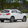 2016 Mitsubishi Outlander Sport Rear End