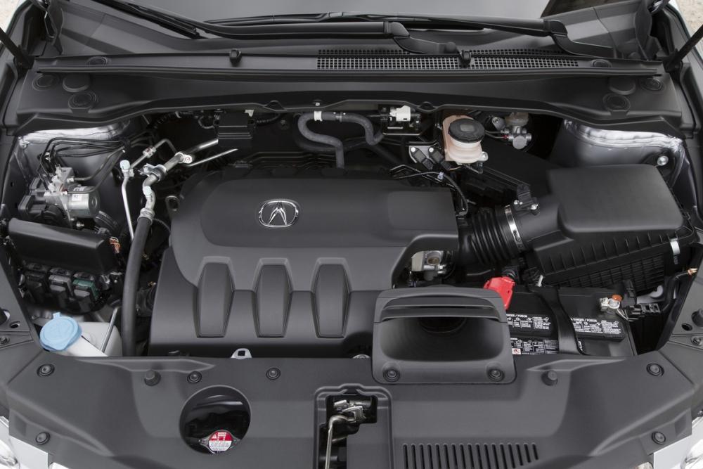 2017 Acura RDX engine | The News Wheel