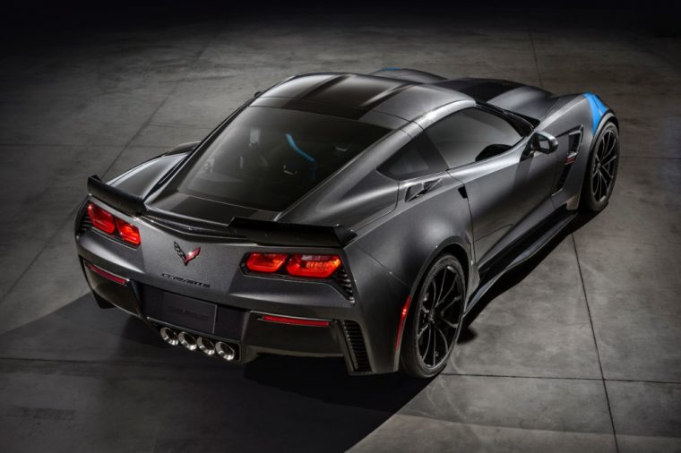 The right to own the first production retail model of the 2017 Corvette Grand Sport was auctioned away for $170,000 and that cash amount will be donated to aid cancer research