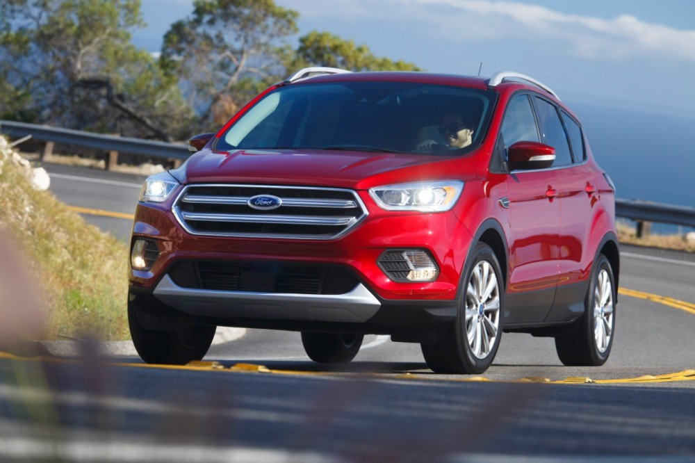 2017 ford escape red exterior color option the news wheel. Black Bedroom Furniture Sets. Home Design Ideas