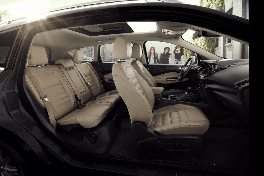 2017 ford escape overview the news wheel. Black Bedroom Furniture Sets. Home Design Ideas