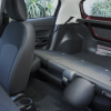 2017 Mitsubishi Mirage Rear Seats