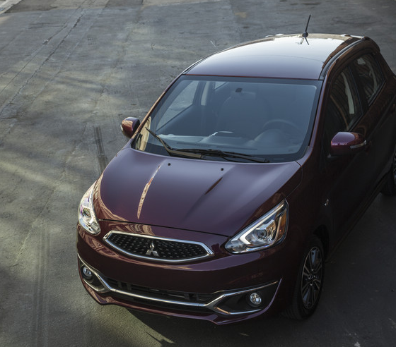 2017 Mitsubishi Mirage Camshaft: 2017 Mitsubishi Mirage Is Most Affordable Car To Lease