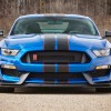 2017 Shelby GT350 Lightning Blue