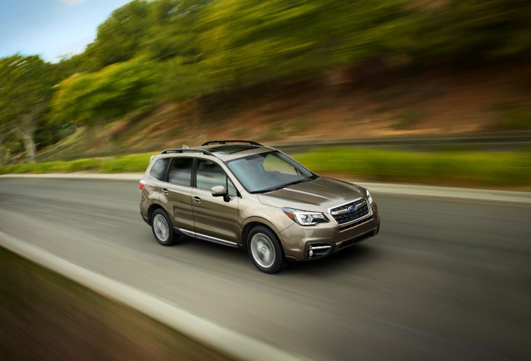 The 2017 Subaru Forester sees improved safety, fuel economy, and performance