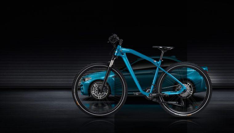 BMW M2 Bike