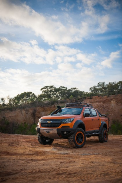Chevrolet Colorado Xtreme Concept