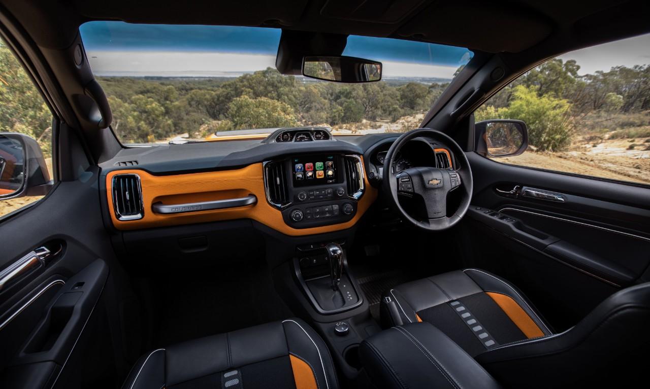 Chevrolet Colorado Xtreme Concept 36 The News Wheel