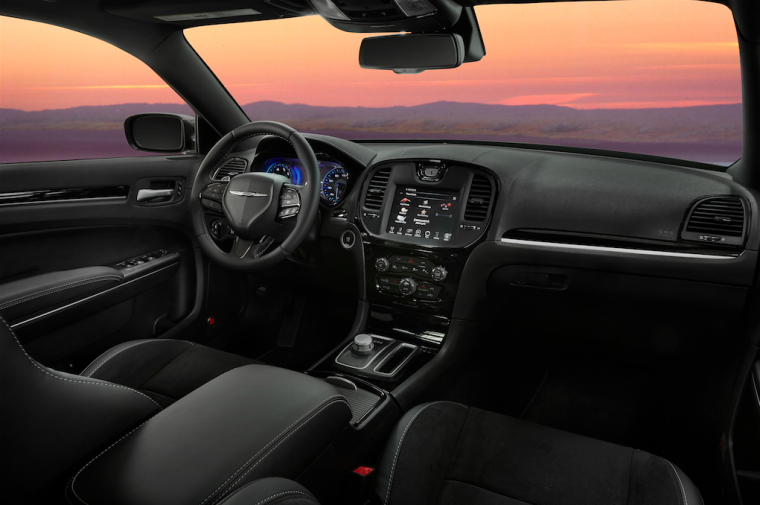 Chrysler 300S Interior Sport Appearance Package