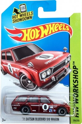 Datsun Hot Wheels